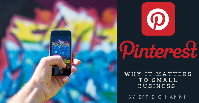 Pinterest Small Business